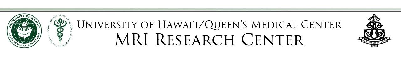 UH/QMC MRI Research Center Hawaii